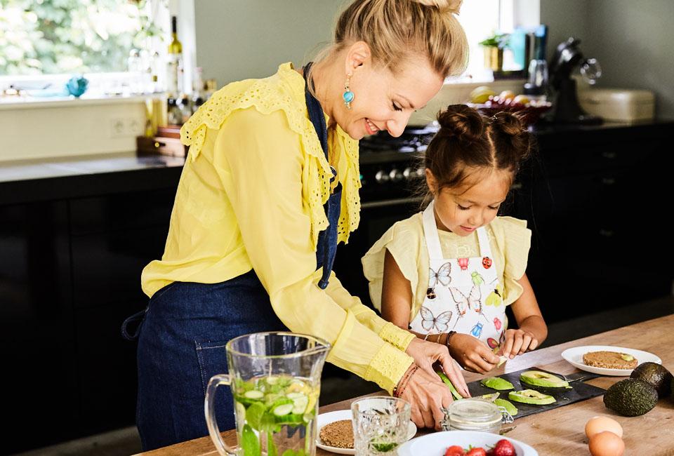 MindFoodHappiness 5 tips hoe je kind meer groenten eet tijdens de feestdagen