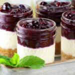 Snelle no bake cheesecake glutenvrij