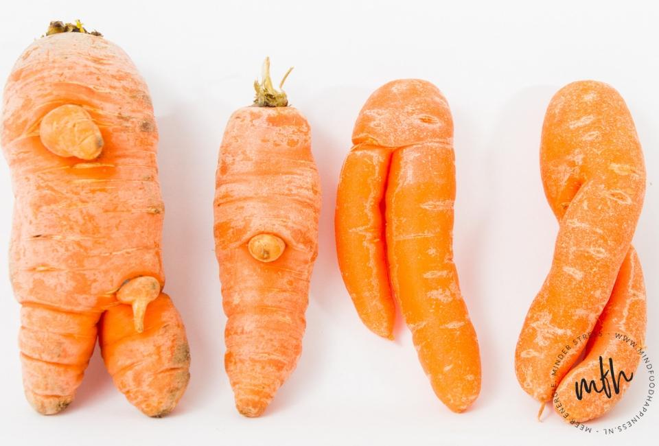buitenbeentjes wortelen