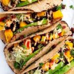 Vega taco's met Bonensalsa